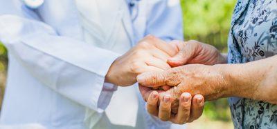 Patient with Parkinson's
