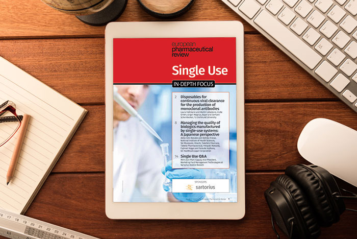 Single Use In-Depth Focus 2016