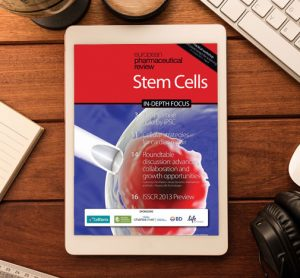 Stem Cells In-Depth Focus 2013