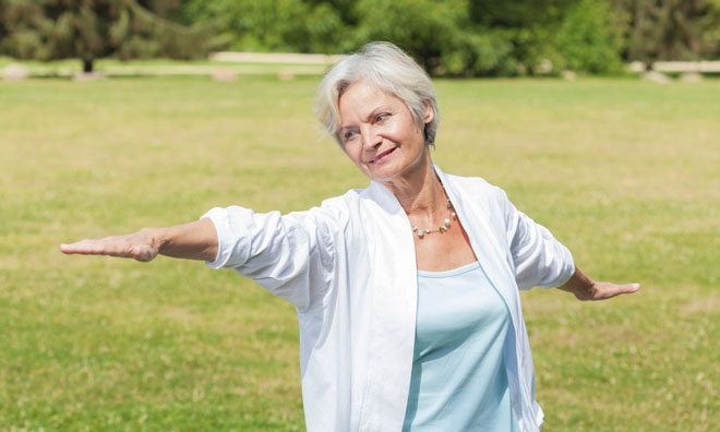Tai Chi for people with dementia