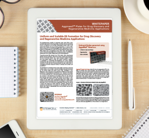 Whitepaper: Aggrewell Plates for Drug Discovery and Regenerative Medicine Applications